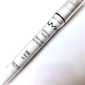 NWT NYX Jumbo White Eye Pencil